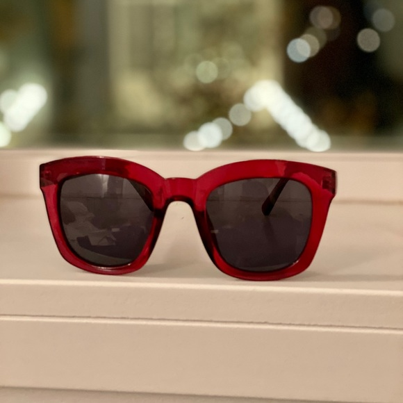 Free People Oversized Square Sunglasses
